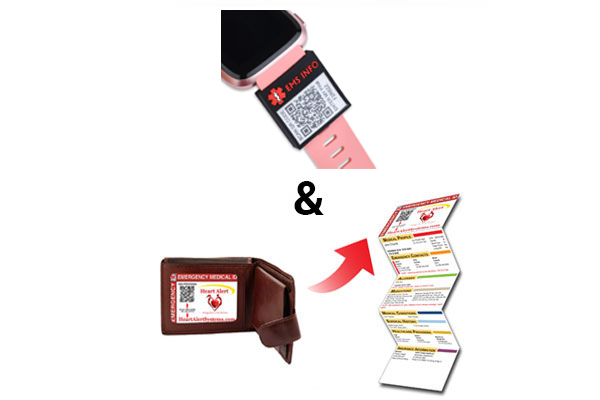 Introducing A Life-Saving Medical ID Systems For Your Smart Watches